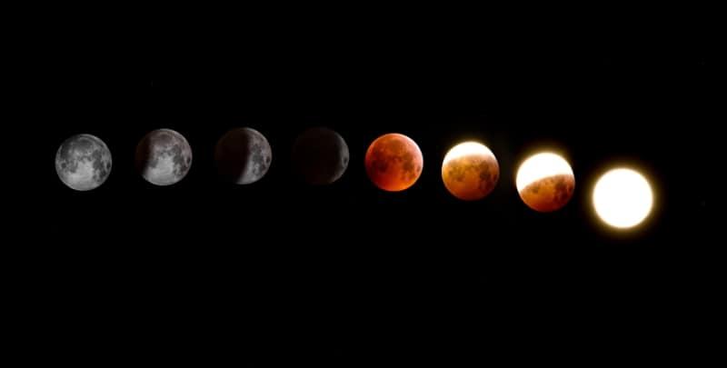 Eclipsen in de astrologie: wat leren ze ons